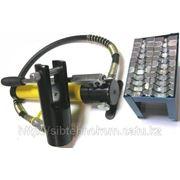Пресс электромонтажный ручной гидравлический ПРГ2-300 с насосом фото
