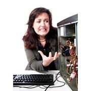 Обслуживание компьютеров. Тюмень фото