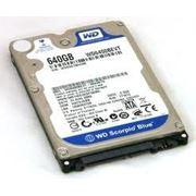 Замена жесткого диска ноутбука фото
