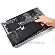 Замена аккумулятора ноутбука фото
