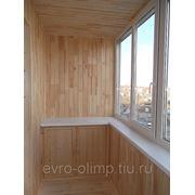 Евровагонка 4 (97-с лоджия 4.3м) фото