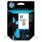 Заправка картриджа HP 17 (C6625) для принтера HP DJ 816c/825c/840c/843c/845c