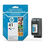Заправка картриджа HP 41 (51641A) для принтера HP DJ 820,850C,870СXi