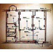 Проектирование схемы электропроводки фото