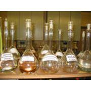 Услуги по отбору проб и выполнению количественного химического анализа фото