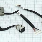 Разъем для ноутбука HY-HP026 HP ProBook 6360 6360B с кабелем фото