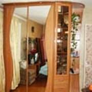 Изготовление шкафов-купе по индивидуальным проектам фото