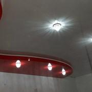 Тканевые натяжные потолки Descor. Гарантия 10 лет! фото
