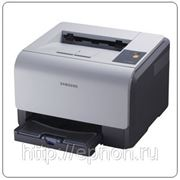 Прошивка принтера Samsung CLP-310 фото