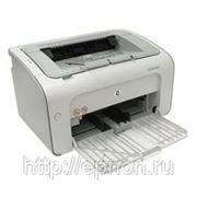 Ремонт принтера Hewlett Packard LJ P1005 фото