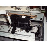 Прочистка печатающей головки фото