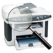 Ремонт лазерного цветного МФУ формата А4 любой категории сложности. фото