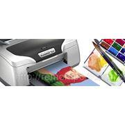 Промывка печатающей головки Epson фото