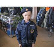 Костюм кадетский МЧС фото