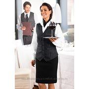 Униформа официанта фото