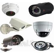 Ремонт камер видеонаблюдения фото