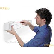 Подвес ручного экрана на стену/потолок на высоту до 3 м (ширина от 2 до 3 м) фото