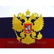 Вышивка гербов, знамен, штандартов фото