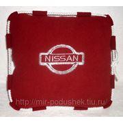 Подушка в авто Nissan фото