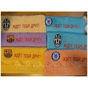 Вышивка логотипов футбольных клубов фото