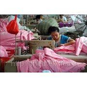 Изготовление швейных изделий фото