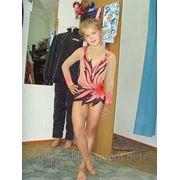 Пошив купальника для художественной гимнастики. фото