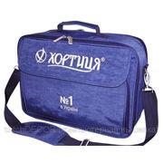 Вышивка на сумках, портфелях, рюкзаках, косметичках, зонтах и др. Качество гарантируем! фото