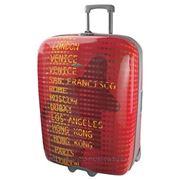 Чистка сумок и чемоданов фото
