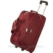 Ремонт дорожных сумок на колесиках. фото