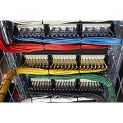 Электрика прокладка ЛВС видеонаблюдение охранные системы фото