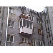 Ремонт Аварийных Балконов фото