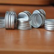 Колпачки алюминиевые DIN 24 фото
