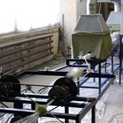 Линия по производству композитной арматуры фото