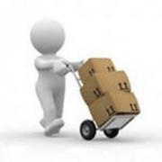Услуги доставки бизнес-сувениров. фото