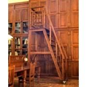 Лестницы библиотечные фото