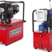 Гидростанции НБР30, НЭР30, НРГ30 Привод: Бензо, электро и ручной Подача, л/мин: 3,6 - 7 фото