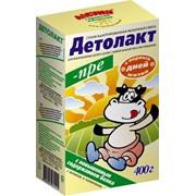 Смесь молочная адаптированная Детолакт Пре фото