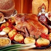 Русская кухня фото