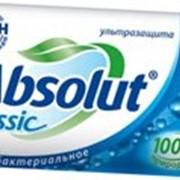 Туалетное мыло Абсолют Ультра защита 90г фото