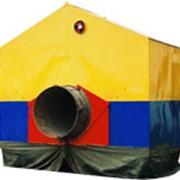 Палатки сварщика фото