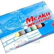 Мелки цветные 9 шт фото