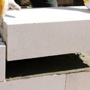 Газосиликатные блоки (газобетонные) фото
