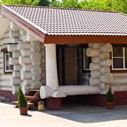 Строим дома, бани и другие объекты из бревна фото