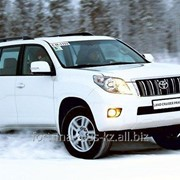Ветровик Toyota Land Cruiser Prado 150 фото