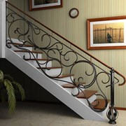 Кованые лестницы, перила от Максим фото