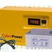 Комплект CPS 600 E (420 Вт) + АКБ 4 шт (65 а/ч) фото
