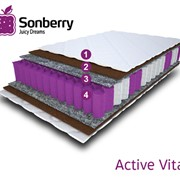 Матрас Sonberry Active Vita фото