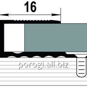 Окантовочный порог для ламината: ПК5 фото