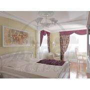 Евроремонт на Шелковичной. Спальня. фото