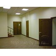 Ремонт офисных помещений фото